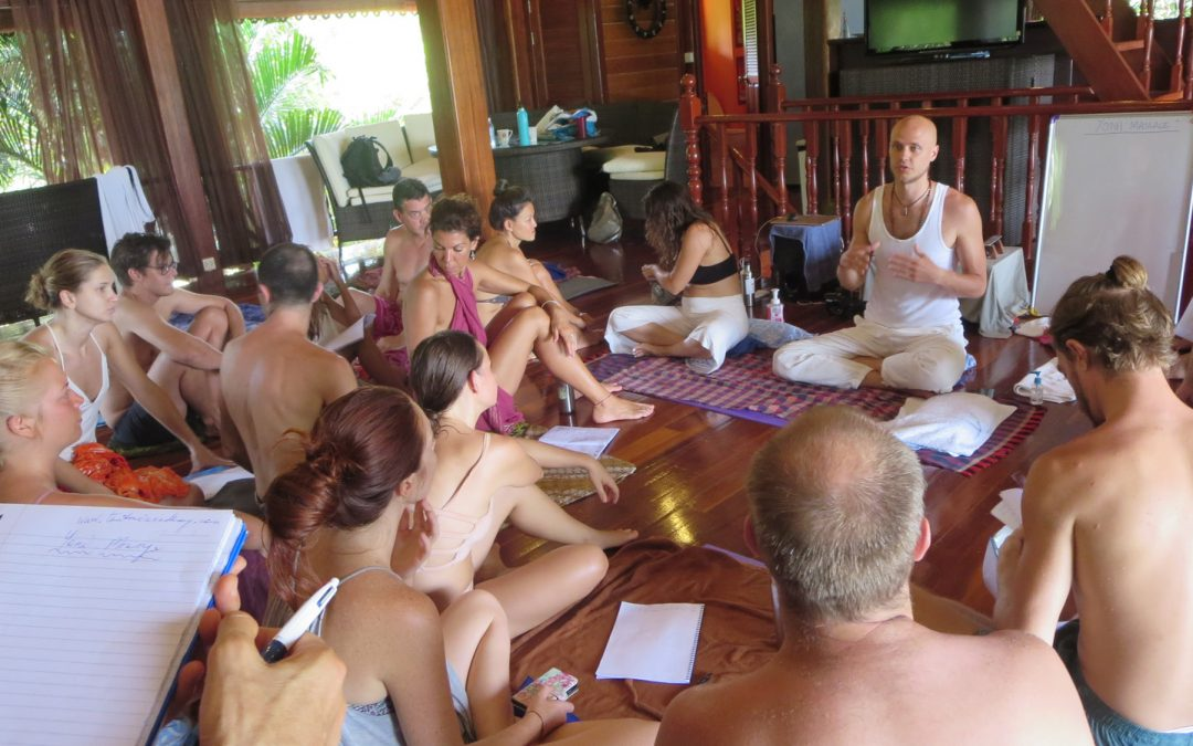 Tantric Yoni Massage Workshop