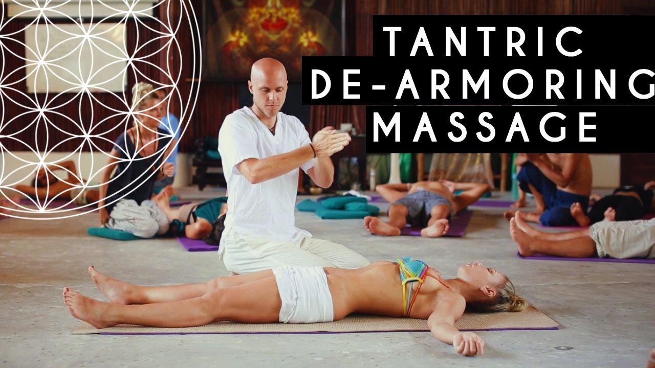 Tantric De-armoring Massage [Video]