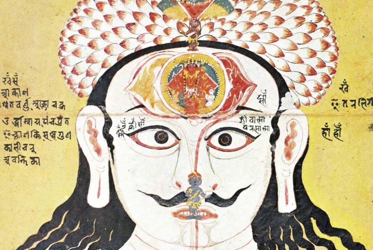 A Brief History Of The Chakra Origin — Chakra Color Origin Myth