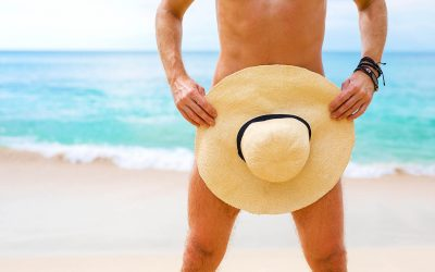 Testicle Sunning – Boosting Testosterone by Sunbathing Your Balls