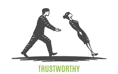 How To Build Relationship Trust With Women: Become A Trustworthy Man