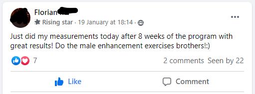 organic penis enlargement